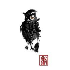Hibou / Owl
