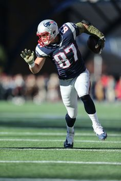 Can't stop the #Gronk train #NEvsWAS