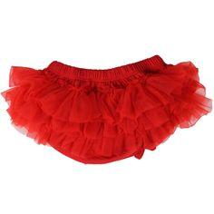 Red Tutu Bloomer
