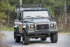 "Land Rover Defender ""Project 13"" by ECD 