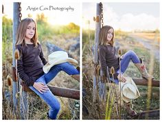 tween session, angie cox photography