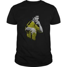 name shirt Bruce Lee - Suit Of Death