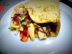 Ricetta Portata principale : Kebab di pollo marinato da Unafettadivita