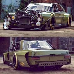 A top of the modified – Auto Design Ideen – Motorrad Auto Design, Weird Cars, Cool Cars, Muscle Cars, Carros Bmw, Auto Jeep, Mercedes Auto, Bmw Autos, Car Tuning