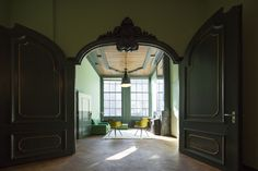 Institute of Advanced Study of the University of Amsterdam  / HOH Architecten