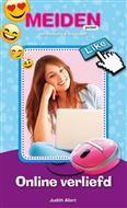 Online verliefd van Judith Allert (Vanaf ca. 11 jaar) Sylvie (13, ik-figuur) ziet in een café een jongen met wie ze graag een keer wil afspreken. Maar hoe kan ze met hem in contact komen? Dan ziet ze zijn profiel op internet. .