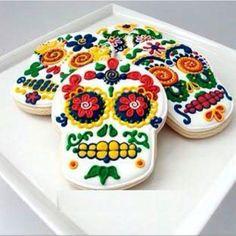 What do your favorite #DayoftheDead cookies look like? / Como son tus galletas preferidas de #DiadelosMuertos?
