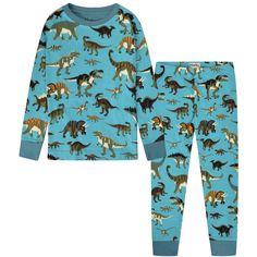 Hatley Boys Wild Dinos Pyjamas