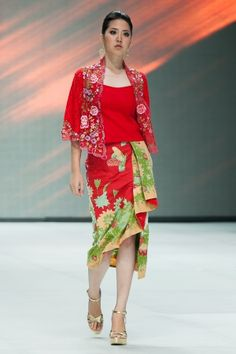 IFW 2014 – Everlasting Batik – The Actual Style
