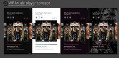 Xbox music Concept on Windows phone by sharkurban.deviantart.com on @DeviantArt