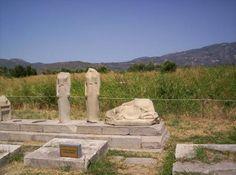 Heraion (Temple of Hera) - Samos Greece