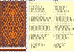 40 tarjetas, 3 colores, completa dibujo en 44 movimientos // sed_979 diseñado en GTT༺❁