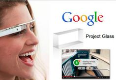 """Google Glass (styled """"GLΛSS"""") is a wearable computer with an optical head-mounted display (OHMD) that is being developed by Google"""