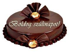 születésnap, képek, képeslapok, csoki, torta, Tasty Chocolate Cake, Chocolate Delight, Love Chocolate, Chocolate Truffles, Chocolate Kisses, Chocolate Treats, Order Birthday Cake Online, Send Birthday Cake, Happy Birthday