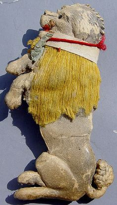 1900s Antique German Dresden Christmas Ornament Begging Poodle | eBay