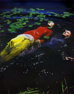 Bruce Weber  |  Maison Martin Margiela, 1997 innovative fashion photography or fine art, not sure