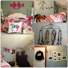 Horse Crazy Bedroom Addison wants for her birthday