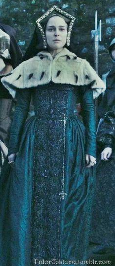 """Natalie Portman as """"Anne Boleyn"""", Execution Gown worn in The Other Boleyn Girl"""