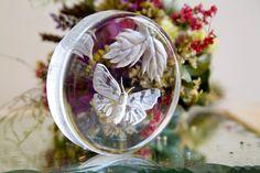Vintage Very Rare Mats Jonasson Crystal Glass by BarcelonaDecoLab