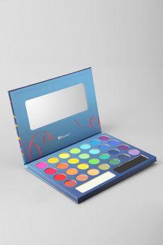 bh Cosmetics Take Brazil Eye Shadow Palette - Urban Outfitters
