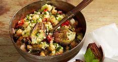 Garam Masala, Tahini, Cilantro, Falafel, Low Carb, Sprouts, Vegetables, Ethnic Recipes, Food