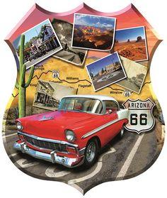 Southwest cruising by Jim Todd