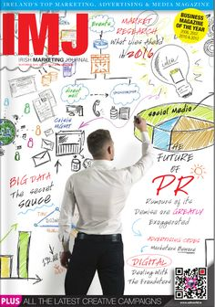 IMJ November 2015 Media Magazine, Advertising Industry, Business Events, Event Marketing, Target Audience, November 2015, Big Data, Irish, How To Become