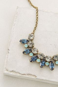 Temple Tree Necklace - anthropologie.com #anthrofave