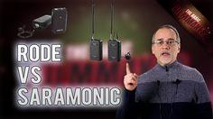 RØDE Link vs Saramonic Wireless Lapel Mic Sound Review - Basic Filmmaker...