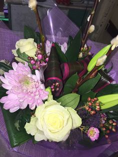 Some Mums are getting their Mothers Day present early. Lucky them. www.springfieldflorist.co.uk