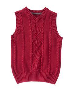 Gymboree Spring Dressy Windowpane Plaid Sweater Vest Navy 2T 3T MSRP $33 NWT