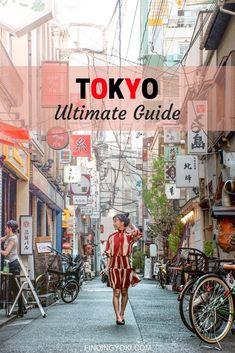 Traveling to Tokyo soon? Discover Tokyo with my ultimate guide! You will find places to go, where to eat, and where to stay!!    #Japan #Tokyo #TokyoGuide #Asia