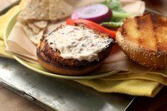 Chipotle Barbecue Turkey Burgers