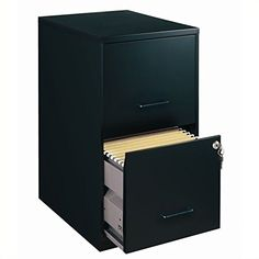 Space efficient 2-drawer file cabinet best for home office management or in offices where occasional retrieval is required. Cooking Mastery Guide Discover How You Can Brush Up On Your Cooking Skills And Learn Some Highly Effective Tips To Prepare Fast And Easy Meals For Your Loved Ones…WP S... more details available at https://furniture.bestselleroutlets.com/home-office-furniture/file-cabinets/vertical-file-cabinets/product-review-for-lorell-14341-18-deep-2-drawer-file-cabi