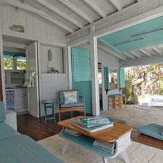 Beach House Design Ideas, Pictures, Remodel, and Decor - page 7 #beachcottagesdecor