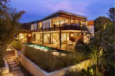 Butterfly 25 620x411 Modern and Inviting House in Santa Barbara, CA
