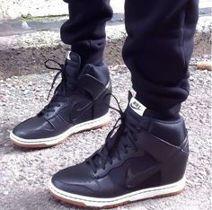 Nike Women's Dunk Highs YES AND YES!!!