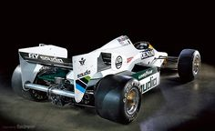 1984/Williams Honda FW09(ウィリアムズ・ホンダ FW09[4輪/レーサー])