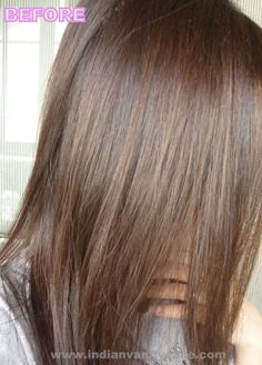 Ash Brown Hair Color | ... using Wella Kolestint 6/0 Light Brown , my hair turned a level 2-3