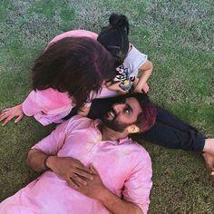 Abhishek Bachchan Shared An Amazing Picture Of Family On Holi :http://www.gagbrag.com/abhishek-bachchan-shared-an-amazing-picture-of-family-on-holi/