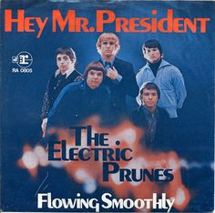 The Electric Prunes Web Page