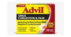 Wow! FREE Full Size Advil Sinus Congestion and Pain! *Limited* - http://gimmiefreebies.com/wow-free-full-size-advil-sinus-congestion-and-pain-limited/ #Advil #Advilsinus #Crowrdtapper #Free #Freebie #Remedies #ad