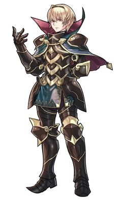 Leo from Fire Emblem: Heroes