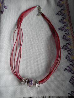 collana elegance di Lullaby & Bells Angy design su DaWanda.com