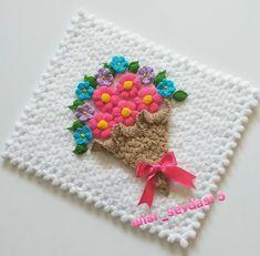 Çiçek buketi lif modeli Crochet Hats, Kids Rugs, Model, Decor, Instagram, Decoration, Decorating, Kid Friendly Rugs