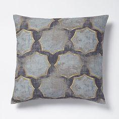 Modernist Star Pillow Cover #westelm - My inspiration