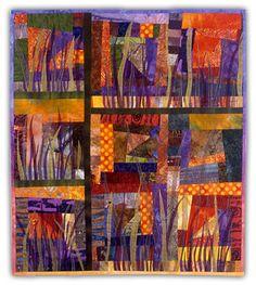 Judith Trager: Artist-Teacher-Curator --- Health Care Quilts