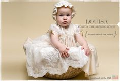 Christening Gown...too precious for words