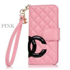 Chanel weiche Ledertasche für iPhone 6 und 6 Plus - spitzekarte.com