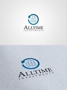 Alltime Investments #logo #design $250